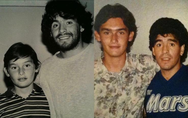 Gianluca Di Marzio e il rapporto speciale con Diego