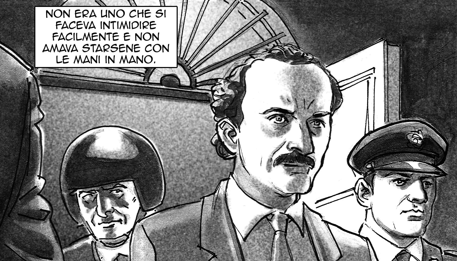 "Il Commissario Mascherpa ""racconta"" Calipari"