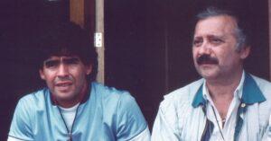 Diego e il ricordo dell'amico giornalista Gianni Minà